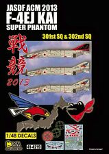 DXM decal 1/48 JASDF F-4EJ Kai Super Phantom Air Combat Meet 2013
