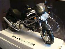 Ducati  MONSTER  S 4  schwarz  NewRay  1:12
