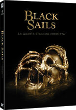 Black Sails - Stagione 04 (4 Dvd) 20TH CENTURY FOX