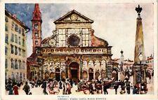 CPA FIRENZE Piazza Santa Maria Novella . ITALY (492220)