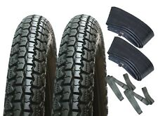 HONDA C90 TYRES AND TUBES MULTI PACK 17-250 FRONT AND REAR TYRE & INNER TUBE SET