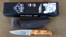 Puma 824055 IP Cantabo Jagdmesser Gürtelmesser Olive mit Lederscheide
