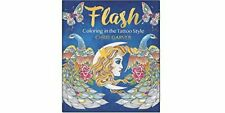 NEW - Flash: Coloring in the Tattoo Style by Garver, Chris