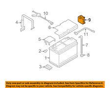 AUDI OEM 05-08 A6 Quattro 3.2L-V6 Battery-Control Module 4F0915181B