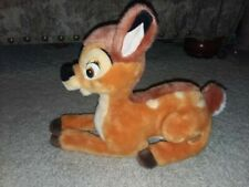 Authentic Disney Bambi Plush Deer Stuffed Animal 14""