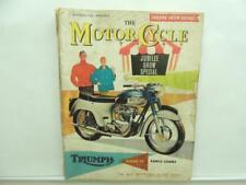 Nov 1960 The Motorcycle Magazine Triumph James Scooter BSA BMW Lucas L12051