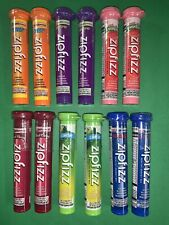 Zipfizz Healthy Energy Drink 12 units 6 flavors Different