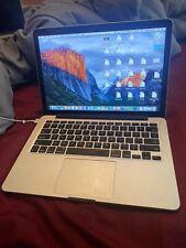 New ListingApple A1502 MacBook Pro 8Gb 2.7Ghz Intel Core i5 Retina Display Notebook