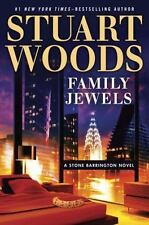 Family Jewels by Stuart Woods (2016, Hardcover)  RETAIL BOOK