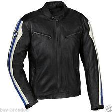 Chaqueta de cuero moto BMW MENS  carrera de hombres ES
