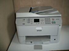 Epson Workforce Pro WP-4525DNF Multifunción Tinta, Impresora / Lan ,USB, Fax