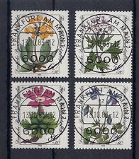 5956 ) Germany Berlin 82 - Endangered Alpine Flowers beautiful full stamp