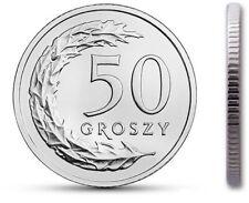 Pologne Polonia Polen Poland 50 groszy 2019 UNC  - Mint condition