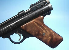 CUSTOM EXOTIC WOOD GRIPS for VINTAGE BENJAMIN SHERIDAN E9 SERIES PELLET AIR GUNS