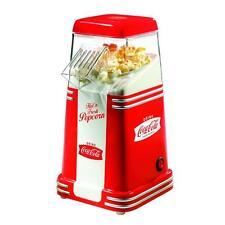Nostalgia Electrics Coca Cola Series Mini Hot Air Popcorn Popper Machine