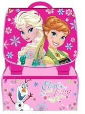 Zaino scuola bambina estensibile Disney Frozen Square backpack Elsa and Anna