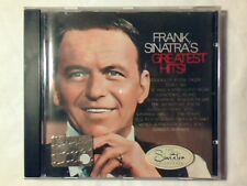 FRANK SINATRA 'S greatest hits cd NANCY GERMANY