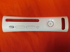 Microsoft OEM Replacement Faceplate White For Xbox 360 Very Good 2916