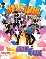 Harley Quinn And The Birds Of Prey #3  Amanda Conner Cover DC Black Label
