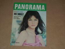 STEFANIA SANDRELLI LA STREGA BAMBINA SERVIZIO DI 8 PAGINE E FOTO DI LUGLIO 1967