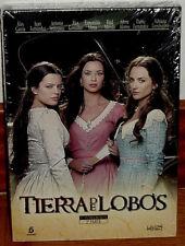 TIERRA DE LOBOS 3º TEMPORADA 2º PARTE 3 DVD NUEVO PRECINTADO SERIES ESPAÑOLAS R2