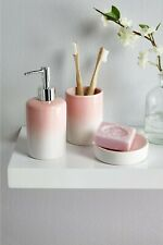 Beldray 3-Piece Ombre Accessory Set Pink