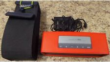 bose portable mini sound link with charger, Carrying Bag,cover & Cradle Nice