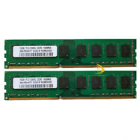 New 2x 16GB 2Rx4 PC3-12800 DDR3 1600 MHz Desktop Memory RAM Only for AMD Kit 32G