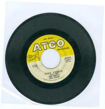Nino Tempo & April Stevens DEEP PURPLE  ATCO  6273 1963  see listing for rest