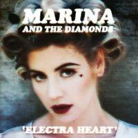 Marina And The Diamonds - Electra Heart (NEW CD)