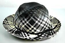 Diesel cadhla chapeau en feutre de paille fedora jardin d'été plage 02