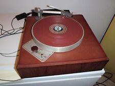 Vintage Rek-O-Kut Turntable Model LP-743 Year 1956
