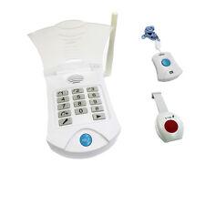 Personas de edad avanzada OAP pánico alarma-automática de línea Hogar alerta de seguridad cuidado llamada caída Alarma