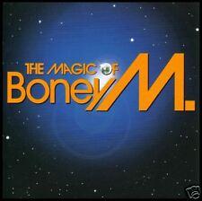 BONEY M - MAGIC OF ~ 20 Track GREATEST HITS / BEST OF CD ~ 70's POP/DISCO *NEW*