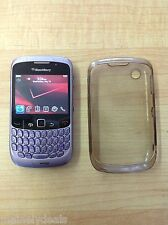 BlackBerry Curve 8530 Smokey Violet Purple Smartphone Cell Phone BAD ESN