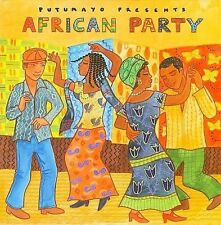 Putumayo Presents: African Party [Digipak] by Various Artists (CD, Apr-2008,...