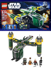 New BOUNTY HUNTER ASSAULT GUNSHIP Star Wars Lego 7930 - 389 Pc - SUGI Aurra EMBO