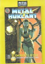 METAL HURLANT #4 VF • 2003 HUMANOIDS • ALIXE ALTIERRI BELTRAN JODOROWSKY 64 PGS