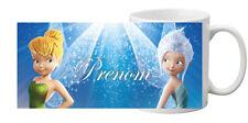 Mug (tasse) Fée clochette - Fée cristal personnalisé avec prénom (Incassable) V1