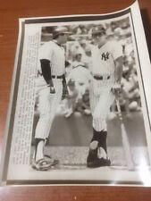 OLD PHOTO NYY1 NEW YORK  JULY 24  BASEBALL NEW YORK YANKEES' BILLY MARTIN 1977