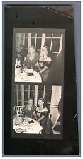 Brodsky Planche Contact, Elliois   Vintage silver print.  Tirage argentique