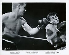 TONY CURTIS THE SQUARE JUNGLE 1955 VINTAGE PHOTO ORIGINAL #8    BOXE BOXING