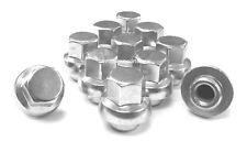 "(20) 7/16 PREMIUM LUG NUTS MOST GMC OE CHEVY BUICK PONTIAC OLDS 3/4"" HEX 7/16-20"
