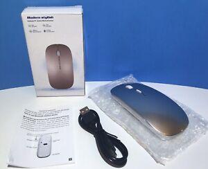 Bluetooth Optical Mouse - 1800 Optical Speed - Ultra Slim - 10m Wireless