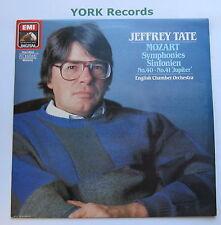 EL 27 0154 1 - MOZART - Symphonies No 40 & 41 TATE English CO - Ex Con LP Record
