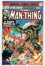 Marvel MAN-THING #17 - Mooney Art - VF/NM May 1975 Vintage Comic