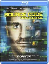 Source Code (Blu-ray Disc, 2011, Canadian) English & French - Viewed Once - MINT