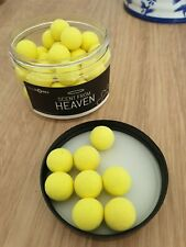 Baitworks Scent From Heaven Yellow Pop-ups 15mm Sample X 8 Baits