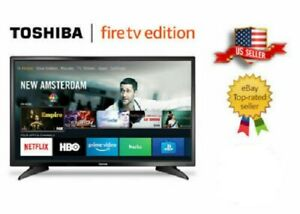 Toshiba 32 inch 720p HD Smart LED TV Fire TV Edition ~Brand New n Box