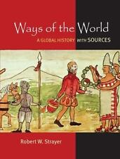 Ways of the World with Sources, High School Edition : A Global History by Stray…